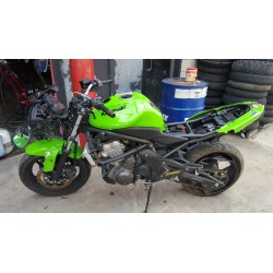 2008 KAWASAKI NINJA 650 EX 650 EX650 FOR PARTS