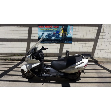 2007 SUZUKI BURGMAN 650 AN650 FOR PARTS IN TAMPA FLORIDA -CLN- 1898