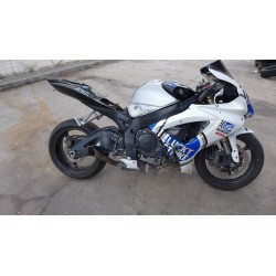 2007 SUZUKI GSXR 600, PARTS WILL FIT 08 AND GSXR 750