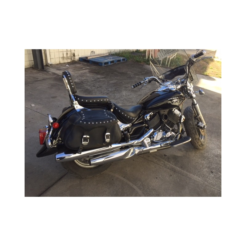 2008 yamaha v star 650 vstar classic for parts used moto