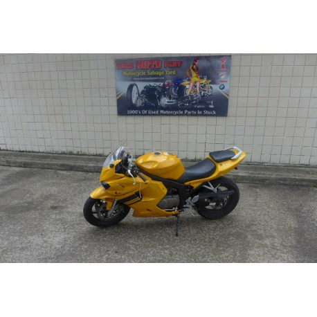 2006 Hyosung GT 250 GT250 FOR PARTS