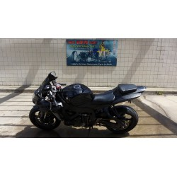 06 SUZUKI GSXR 600 FOR PARTS GOOD ENGINE AND CLN PAPERS