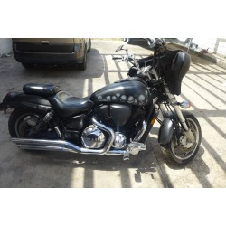 2004 HONDA VTX1800 VTX 1800 FOR PARTS GOOD MOTOR 31K MILEAGE--0491
