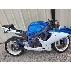 2012 Suzuki GSXR 600 for parts