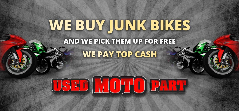 We Buy Junk Bikes